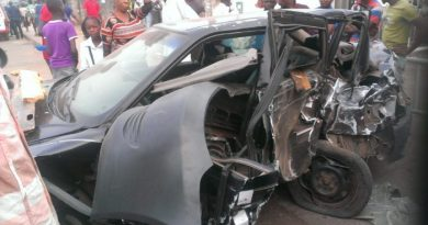 ACCIDENT: Unknown driver kills three sisters, youths protest
