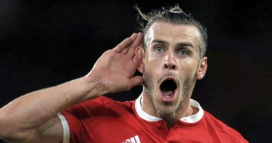 Gareth Bale's Outburst Against 'Critics'