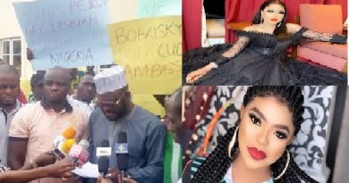 Bobrisky is Ungodly, should renounce LGBT or leave Nigeria -NYCN