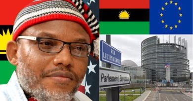 World Leaders Drum Support For Mazi Kanu