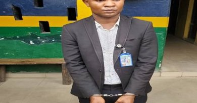 'Fake' EFCC Official Arrested By Police In Lagos