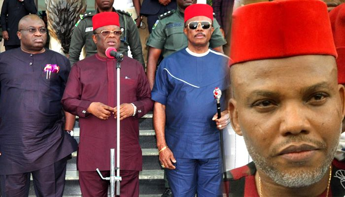Don't attempt coming abroad if you owe workers – Kanu warns S/East govs