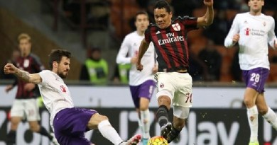 Watch AC Milan vs Fiorentina Live Streaming