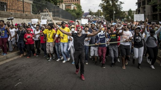 Xenophobia: Scores of foreign nationals seek UN evacuation from South Africa