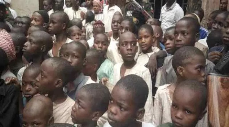 Shock as 300 children chained, starved, and abused (PHOTOS)