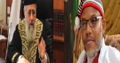 Israeli Prophet sends message to Nnamdi Kanu over the coming of Biafra