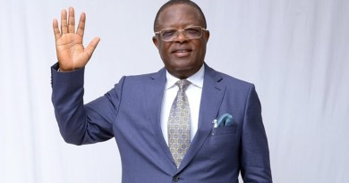 Umahi sends message to Igbos over Amotekun