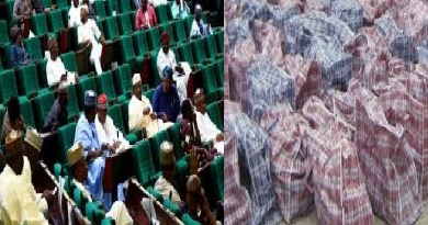 Just In: Fight in Senate over N100b constituency money