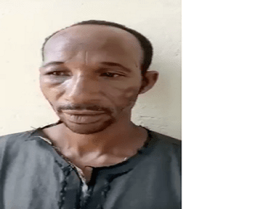 I've Killed 10 And Kidnapped Over 50 People. - Suspect