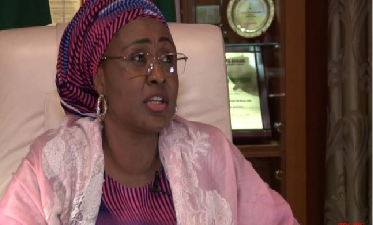 Shooting In Aso-Rock: Aisha Buhari's ADC, security aides restored