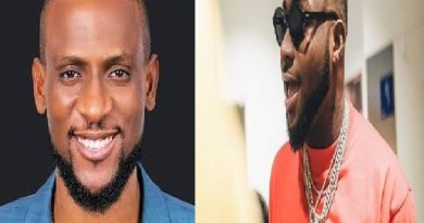 #BBNaija: Why Davido wants Omoshola to win, ask fans to vote for him