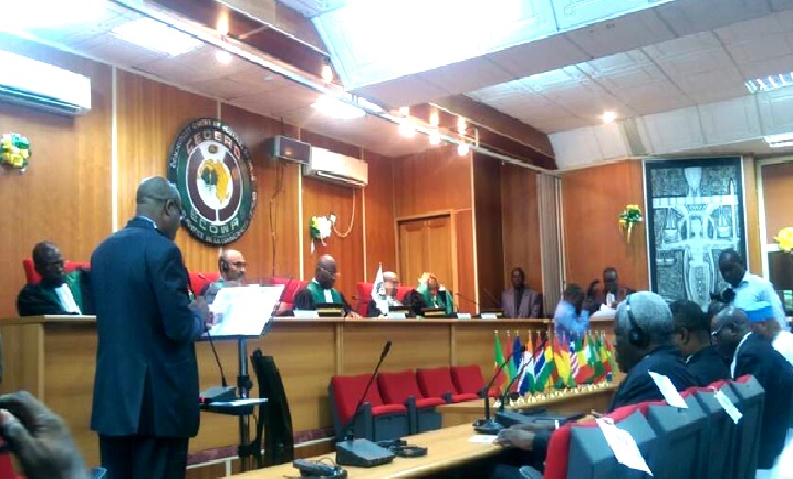 """""""Nnamdi Kanu has legal right to seek justice for violations of rights"""" -ECOWAS COURT"""