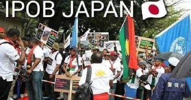 Biafra will become another Japan shortly -IPOB