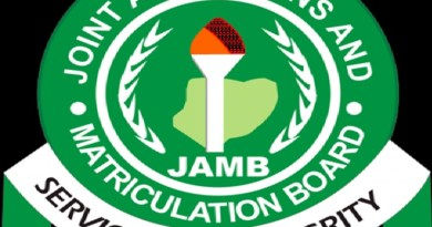 JAMB releases update on 2020 admission exercise for tertiary institutions