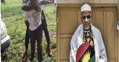 Just in: The brutalization of Biafrans in Ebonyi will surely be AVENGED – Nnandi Kanu