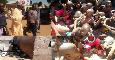 Another Islamic Centre Where Children are Chained, Maltreated Uncovered In Daura