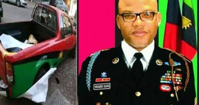 Breaking: Nnamdi Kanu releases new date for Biafra declaration in 2020