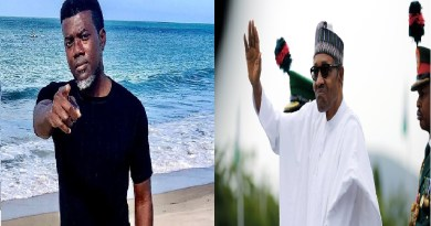 Buhari closes Nigeria's border for rice, but opens it for coronavirus – Reno Omokri