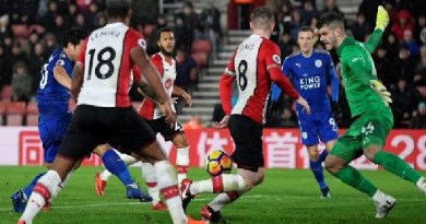 EPL: Southampton vs Leicester Live Streaming