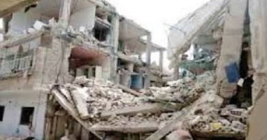 Death toll hits 15, as building collapse in imo