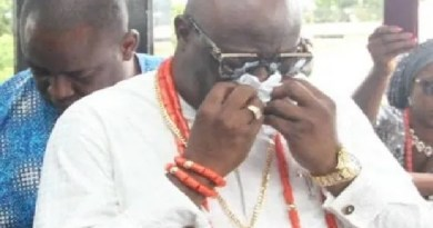 Dino Melaye mourns the death of his nephew killed during election, blames APC
