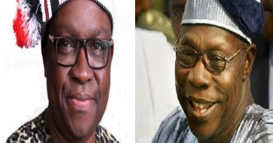 Breaking: Obasanjo, Fayose plant massive projects in Biafraland