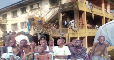 Pathetic stories of 300 inmates liberated from Ibadan torture centre
