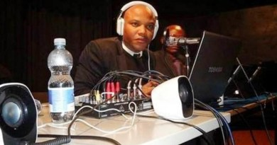 Nnamdi Kanu extends N50m COVID-19's fund, to IPOB doctors, nurses