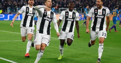 Watch Juventus vs Lecce Live Streaming