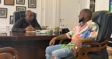 Davido's father donates N500m, food stuffs, to fight coronavirus