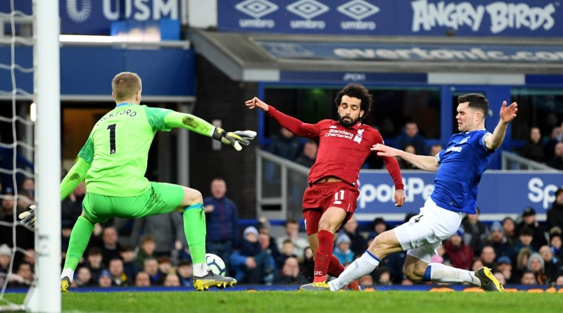 EPL: Watch Liverpool vs Everton Live Streaming