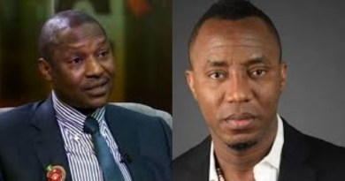 BREAKING: Twist as AGF Malami Takes Over Sowore's Case From DSS