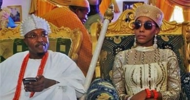 My Jamaican queen has walked out of our marriage -Oluwo of Iwo announces