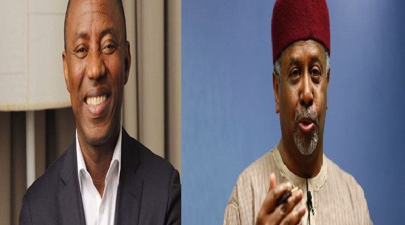 Dasuki/Sowore: Malami speaks on receiving pressure from US, others