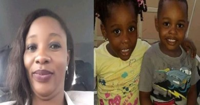 Nigerians react as housewife Kills self, 2 children over husband's sleeping with house-girl