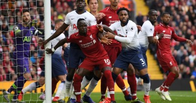 EPL: Watch Tottenham vs Liverpool Live Streaming