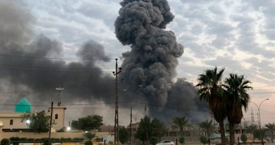 UPDATE: Iraq attacks U.S. Embassy