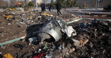 Iran plane crash: Officials unveil identity of Nigerian involved