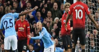 EFL CUP: Watch Manchester Utd vs Manchester City Live Streaming