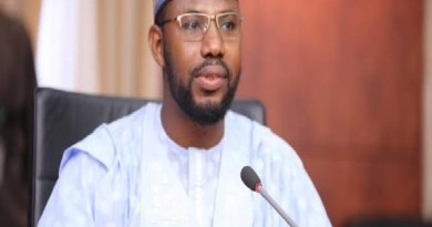 Just In: Kaduna Assembly Speaker resigns