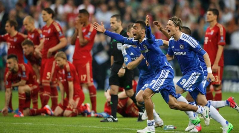 See Chelsea possible starting lineup against Bayern munich