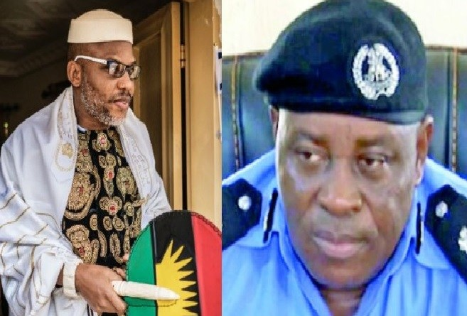As a true leader, Nnamdi Kanu apologises to Nigerian Police over comment on children