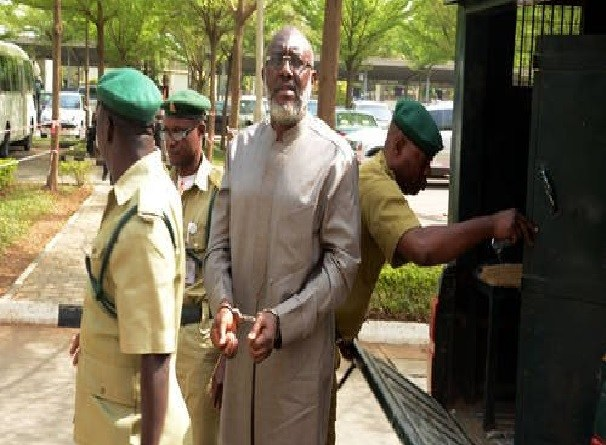 Just In: Court sends Olisa Metuh to 7 years in prison