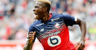 Lille manager Christophe announces Osimhen's departure to EPL club