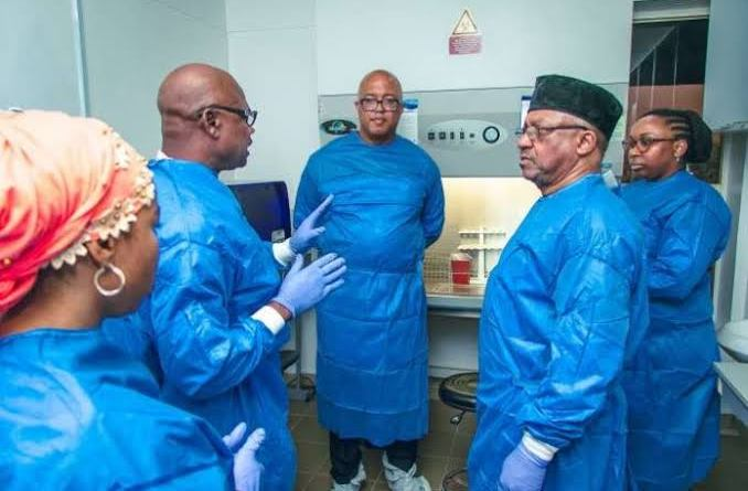 Minister of Health briefs Nigerians on how to cope with coronavirus