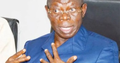 APC: After Oshiomhole's removal, two acting National Chairman emerge
