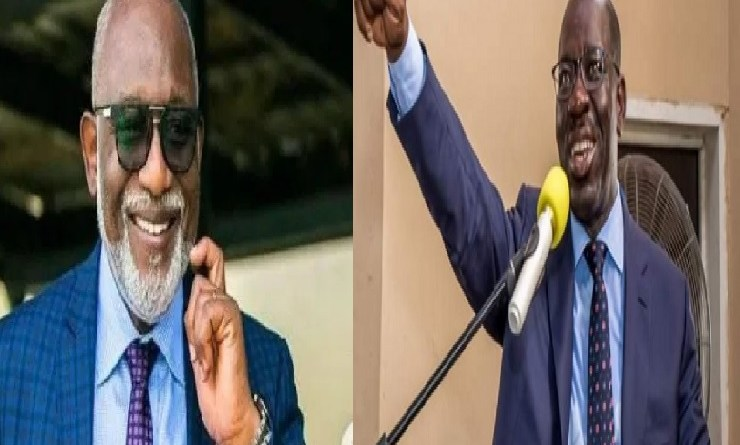 Akeredolu, Obaseki test negative for coronavirus