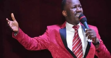 Apostle Suleman replies witches group with strong words
