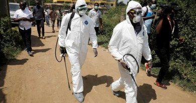 Just In: 40 Health workers test positive to Coronavirus in Nigeria