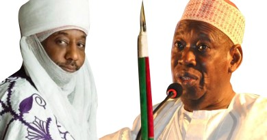 Ganduje did not banish Sanusi from Kano State – Kano Government